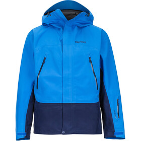 Marmot M's Spire Jacket Clear Blue/Arctic Navy